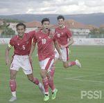 Video Gol-gol Keren Timnas U-19 Saat Sikat HajduK Split 4-0