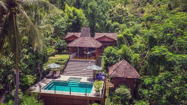 Villa Borobudur Resort. (Dok. Villa Borobudur Resort)