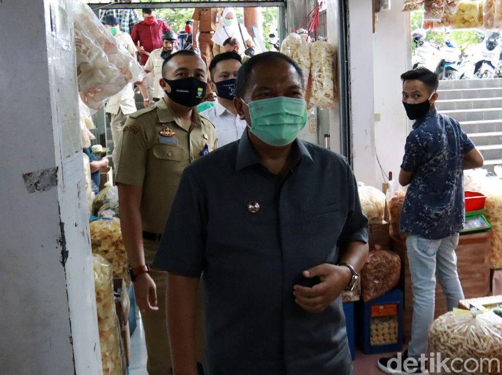 Pedagang Tinggalkan Pasar Baru, Walkot Bandung Panggil PD Pasar