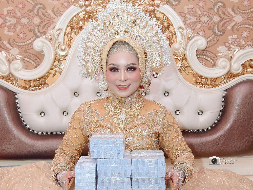 Viral Pernikahan Crazy Rich Sulsel, Maharnya Rp 300 Juta dan 3 Ekor Kuda