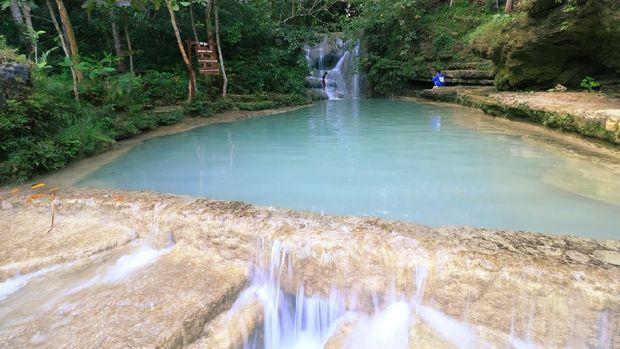 WATERFALL LEPO, YOGYAKARTA, INDONESIA