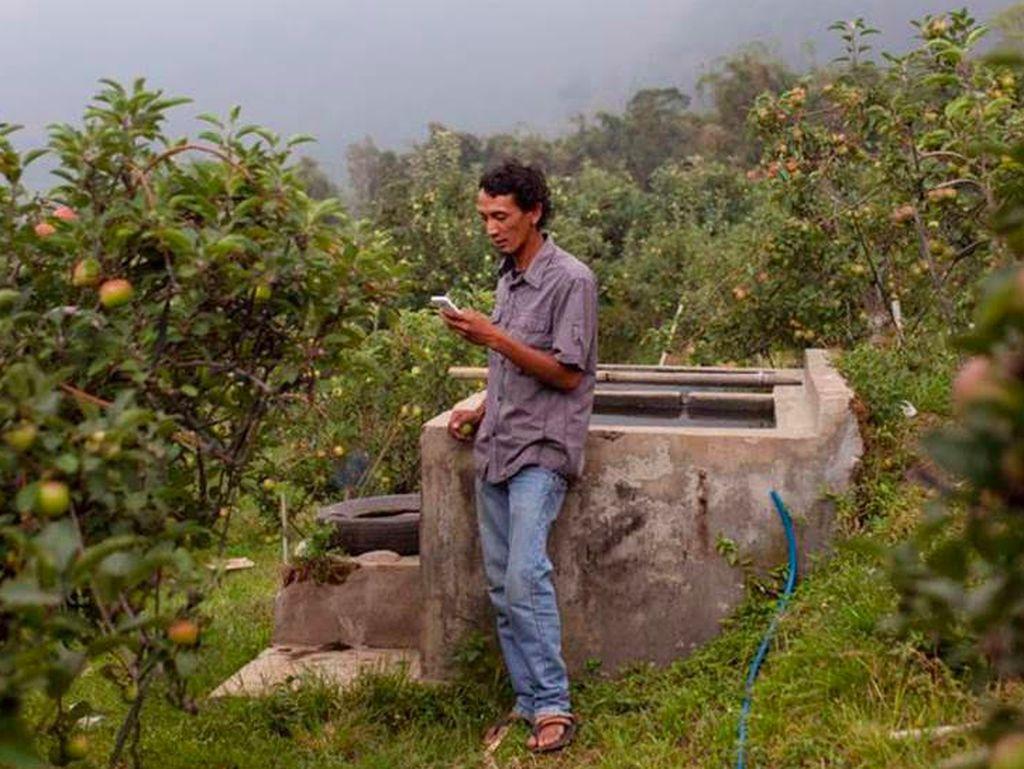 Cara Facebook Agar Internet Sampai ke Pelosok Desa