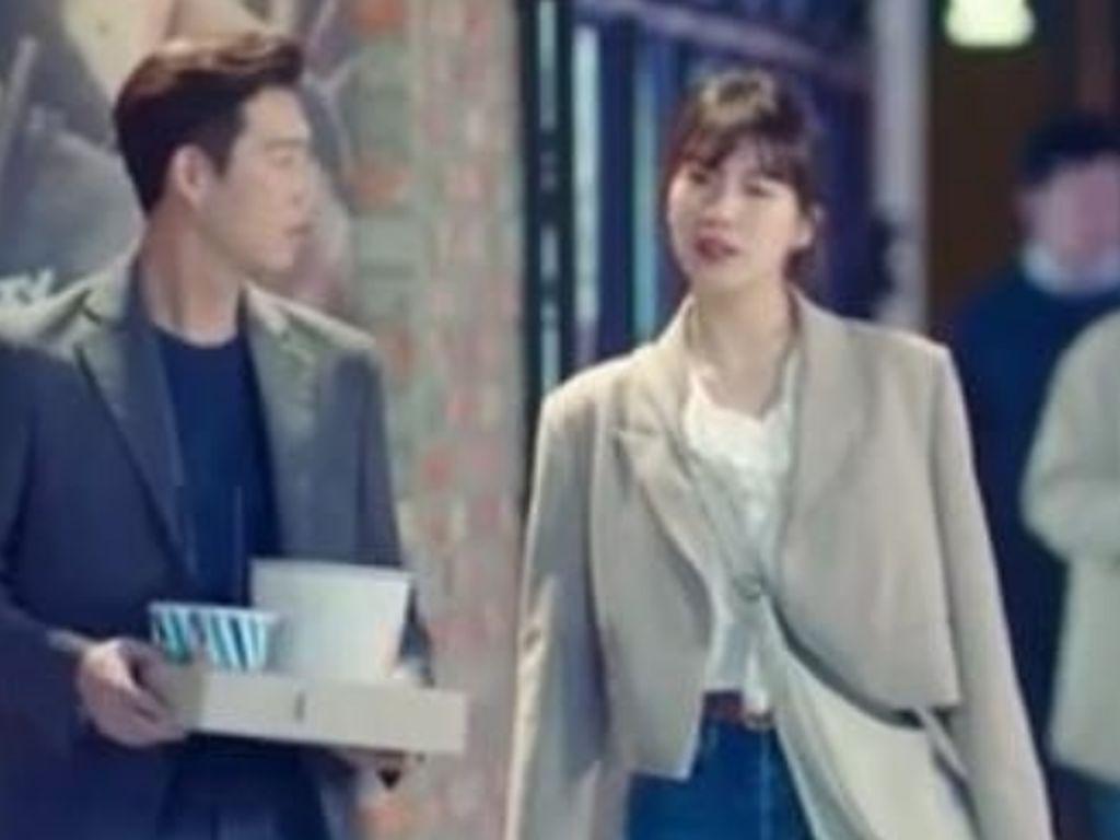 Pertemuan Pertama Suzy dan Nam Joo Hyuk di Start-Up