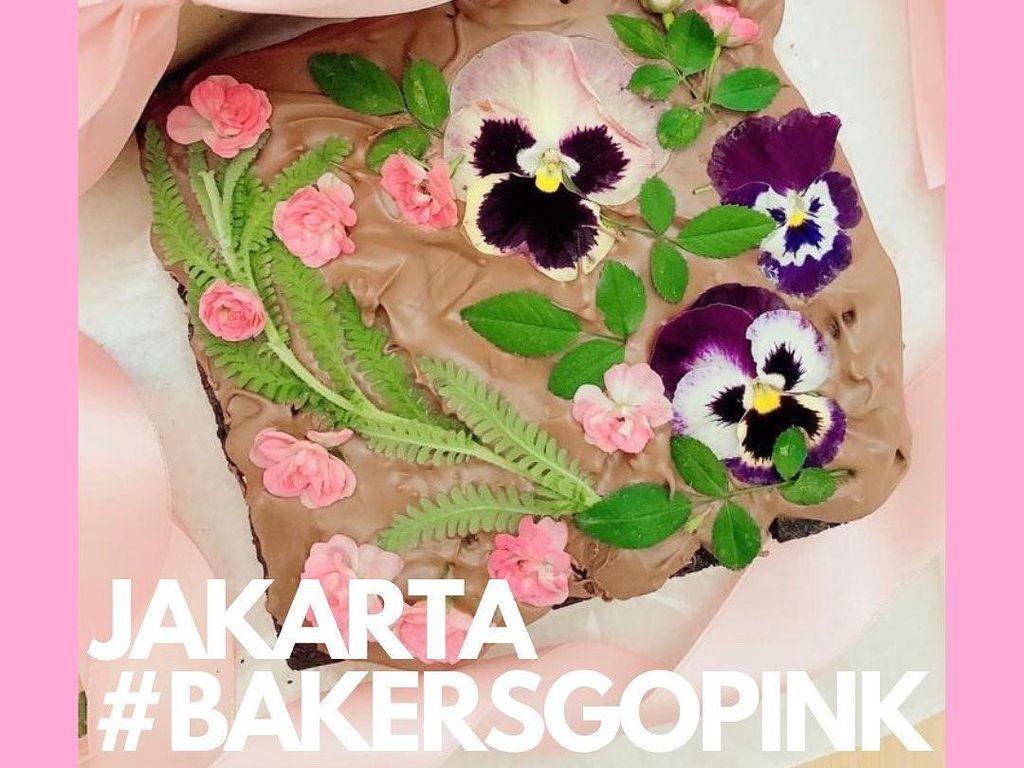 Bakers Go Pink Diramaikan 40 Pembuat Roti dari Jakarta hingga Amerika Serikat