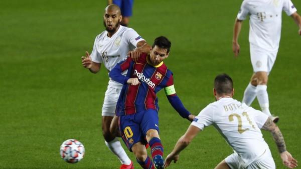Barcelona Vs Ferencvaros Barca Unggul 2 0 Di Babak Pertama