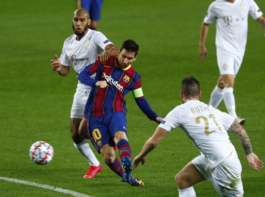 Barcelona Vs Ferencvaros: Barca Unggul 2-0 di Babak Pertama