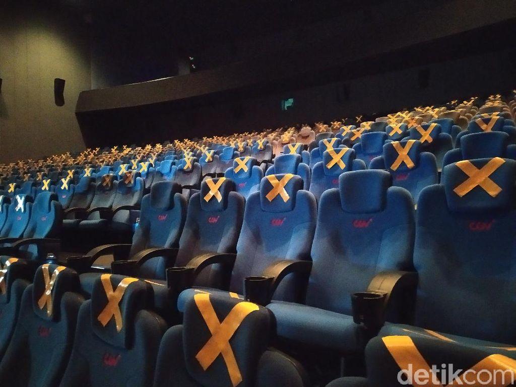 Bioskop di Jakarta Mulai Buka Kembali, Begini Penerapan Protokolnya