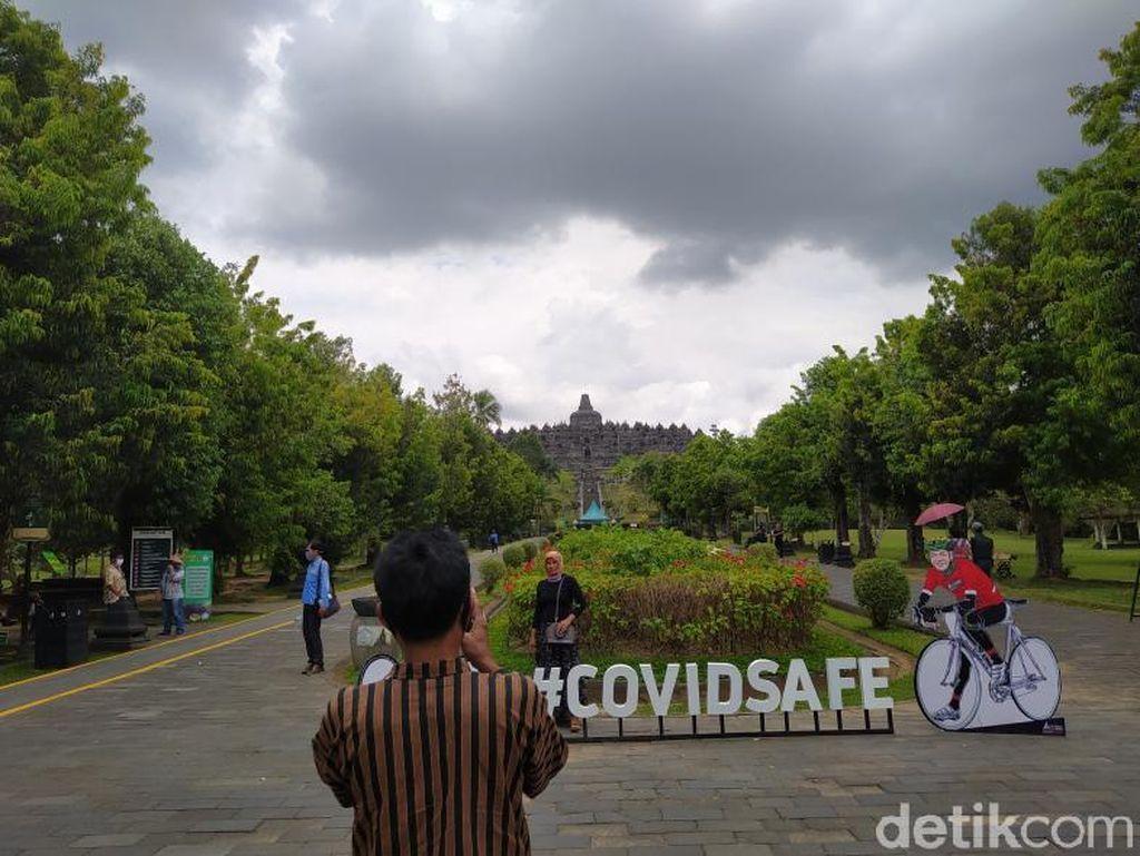 Candi Borobudur Ajak Warga Jepang Tur Virtual