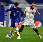 Hasil Liga Champions: Chelsea Vs Sevilla Berakhir Tanpa Gol