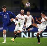 Video Chelsea Vs Sevilla: Tak Ada Gol Tercipta