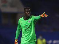 Tampil Oke, Edouard Mendy Layak Jadi Kiper Utama Chelsea