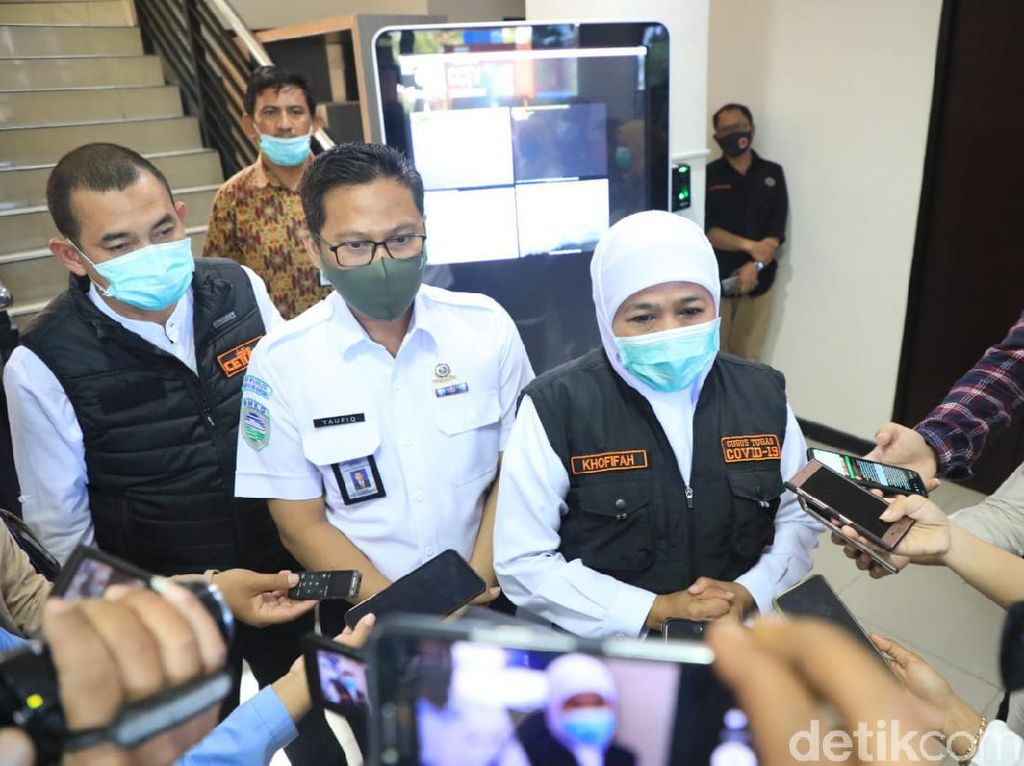 Surabaya Berpotensi Hujan Deras, Banjir hingga Puting Beliung Dampak La Nina