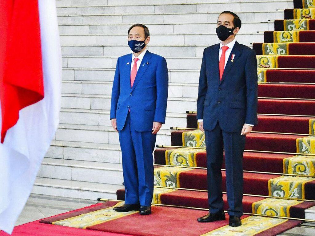 Pertemuan PM Jepang-Jokowi Dinilai Beri Angin Segar untuk Ekonomi RI