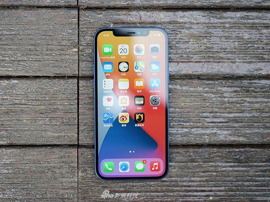 iPhone 12 Ketahuan Payah Soal Ini