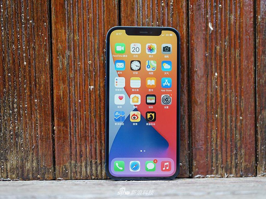 Baterai iPhone 12 Ternyata Cuma 2.815 mAh