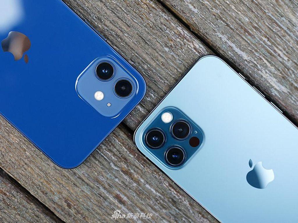 Terungkap! Segini Kapasitas Baterai iPhone 12 Pro Max