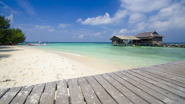 One of my favorite tourist-free island in Indonesia is Karimunjawa, a small island north of Semarang off the coast of central Java.