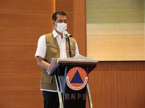 Bahas Risiko Bencana, Kepala BNPB Ingatkan Jakarta Tak Lepas dari Patahan