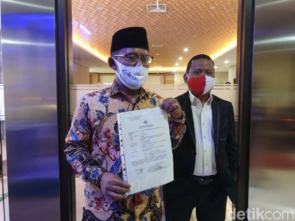 Diduga Hina NU, Gus Nur Dilaporkan Ketua Pengurus Cabang Cirebon ke Bareskrim