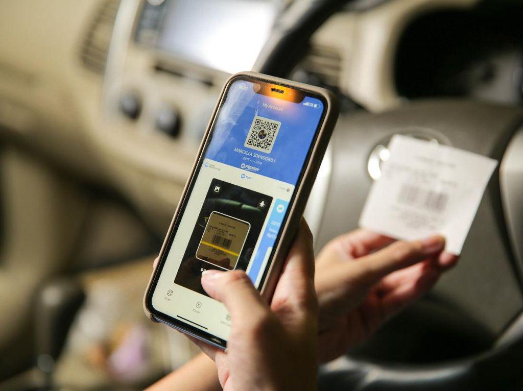 Aplikasi DANA Kini Bisa Dipakai Bayar Parkir