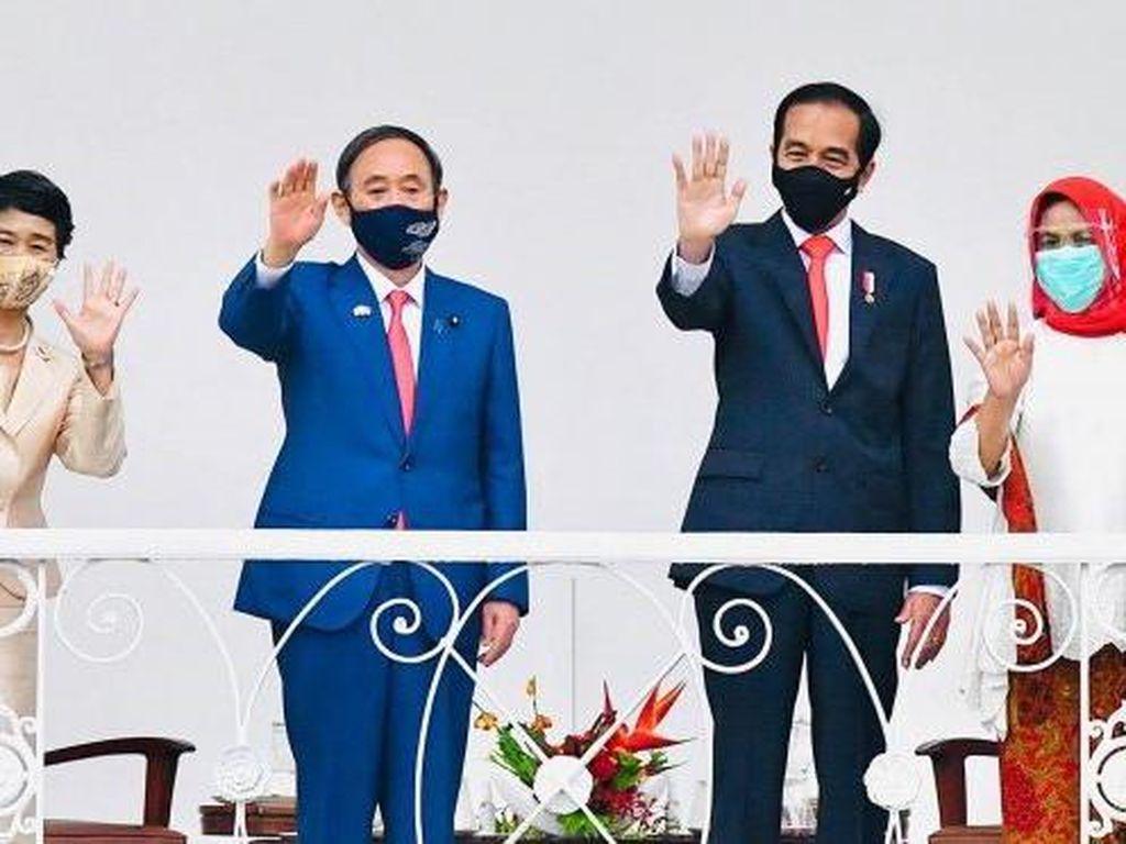 Kunjungan PM Jepang ke Indonesia, China Anggap Sebagai Ancaman