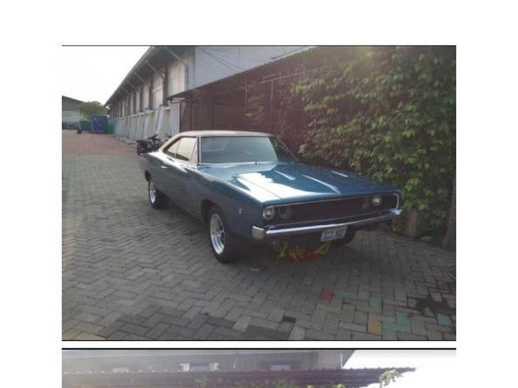 Murah, Dodge Charger ala Dominic Toretto Dilelang Negara Rp 99 Juta!