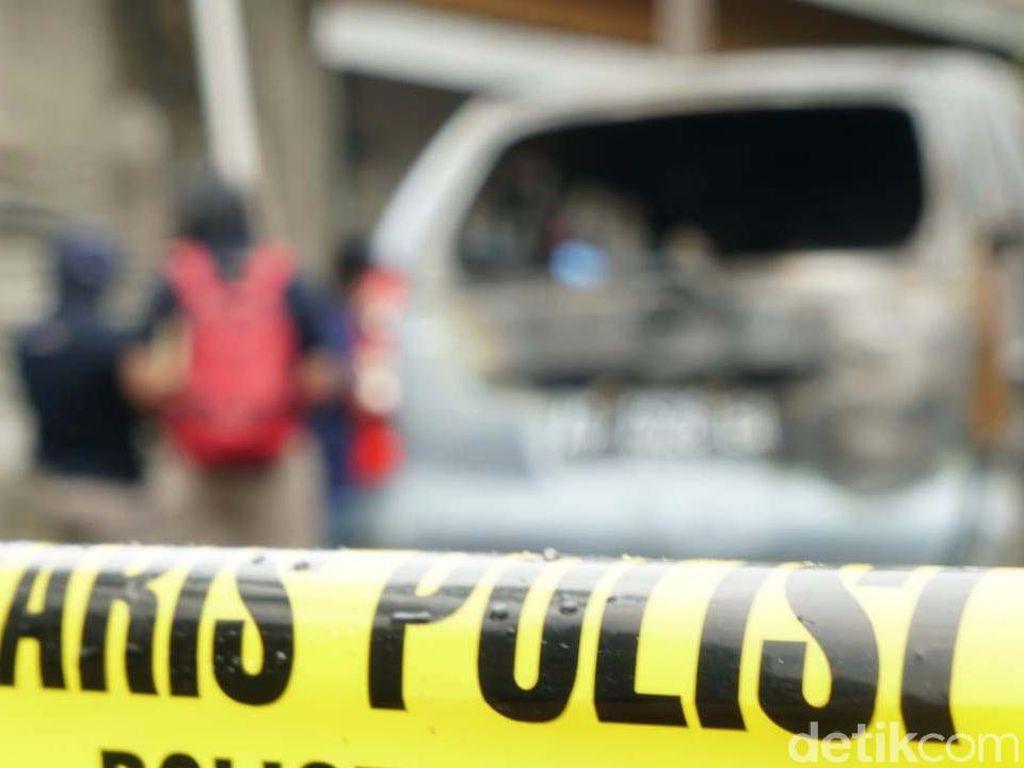 Video Jasad Yulia yang Terbakar di Mobil Sempat 2 Kali Disemayamkan