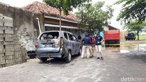 Mayat Wanita Misterius Terbakar dalam Mobil di Sukoharjo
