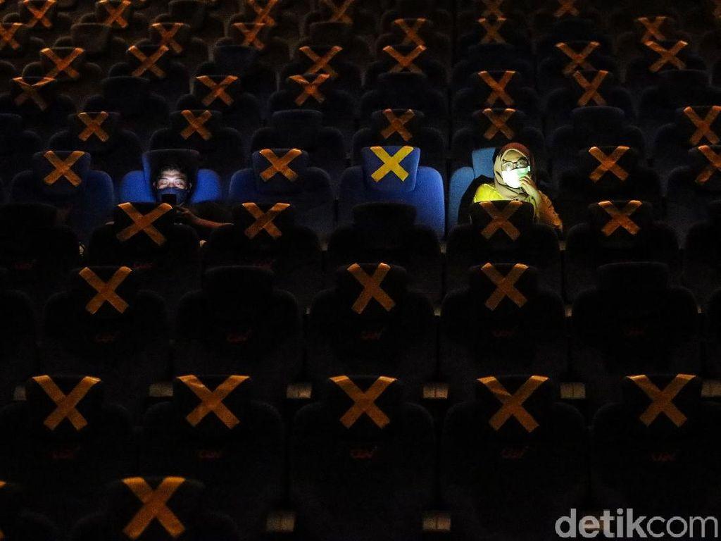 Melongok Bioskop Buka Lagi di Jakarta