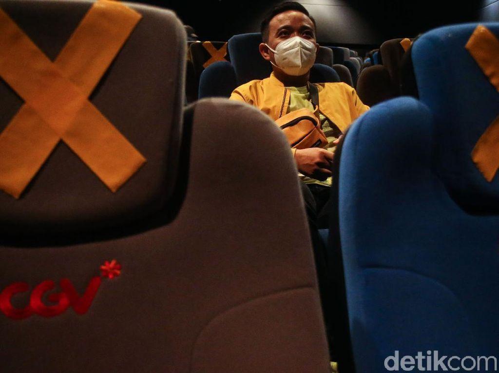 Bioskop Putar Film Lagi, Wishnutama Ingatkan Protokol Kesehatan