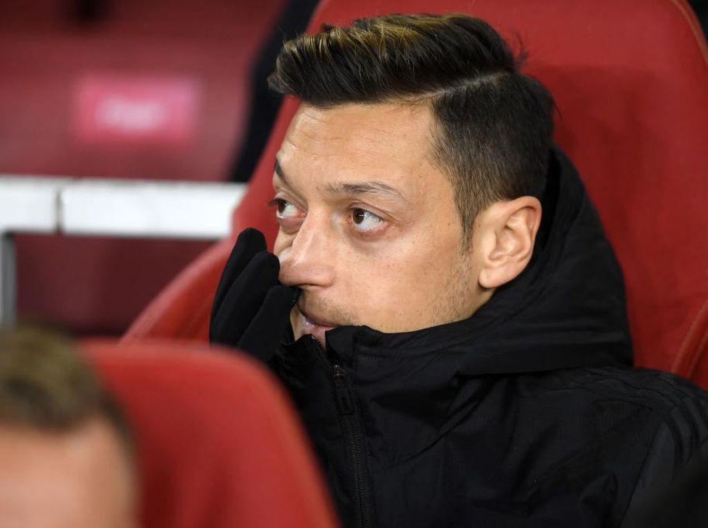 Oezil Sedih Betul Dicampakkan Arsenal