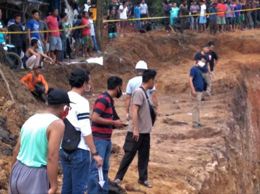 Detik-detik Longsor Tewaskan 11 Orang di Tambang Batu Bara Sumsel