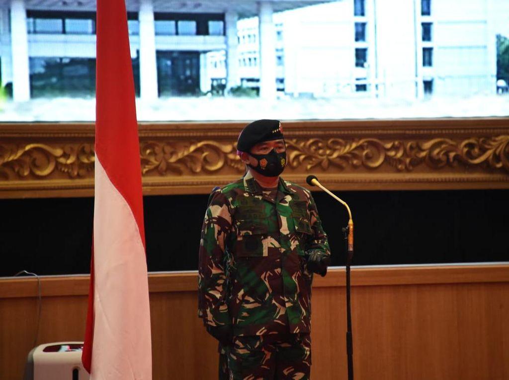 44 Perwira Tinggi TNI Naik Pangkat! Ini Daftarnya