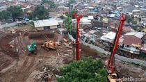 Pembangunan Rumah Deret Tamansari Bandung Dimulai