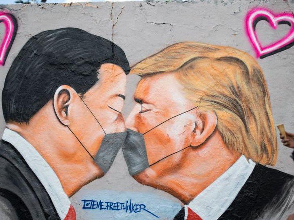 Siapa Capres AS yang Diinginkan China untuk Menang, Trump Atau Biden?