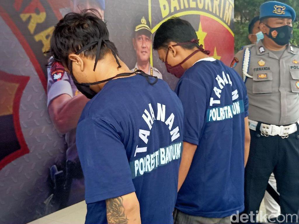 Polisi Tembak Dua Perampok yang Satroni SPBU Kabupaten Bandung