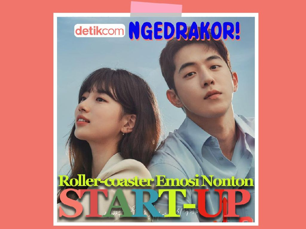 Podcast ngedrakor!: Spazzing Start-Up dan Couple Nam Joo Hyuk-Suzy