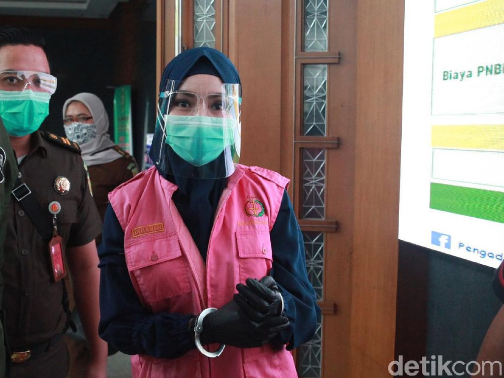 Video Pinangki Terjerat Hukum, Suami: Saya Tanggung Jawab