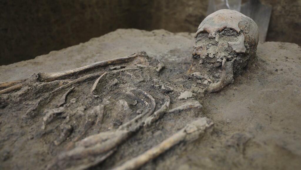 Potret Kerangka Berusia 500 Tahun yang Ditemukan di Kolombia