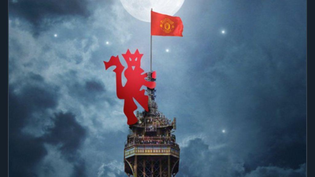 Meme Setan Merah Kembali Kuasai Paris