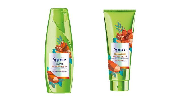 Rejoice Rich Soft Smooth Shampoo and Conditioner