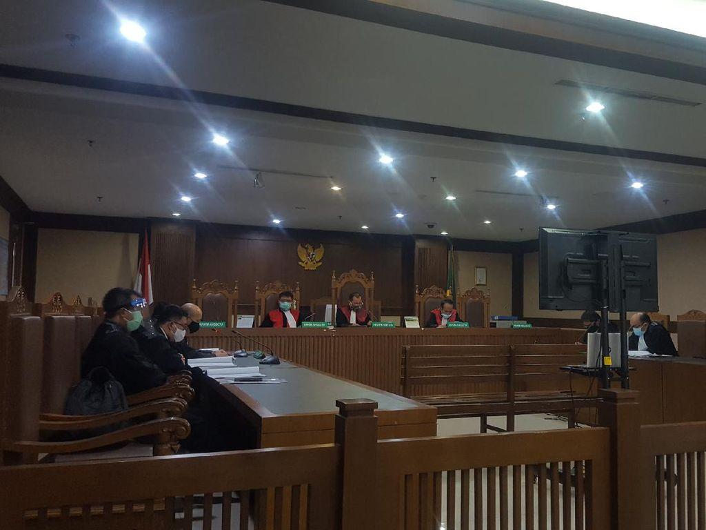 Pengusaha Hong Arta Didakwa Suap Eks Anggota DPR-Kepala BPJN IX Rp 11,6 M