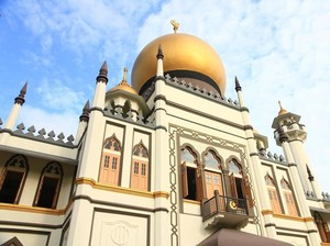 Ragam Masjid di Singapura Ini Akan Membantu Rencana Liburanmu Nanti!
