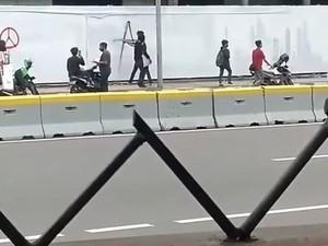 Aksi Vandalisme Anarko di Tengah Demo Diusut Polisi