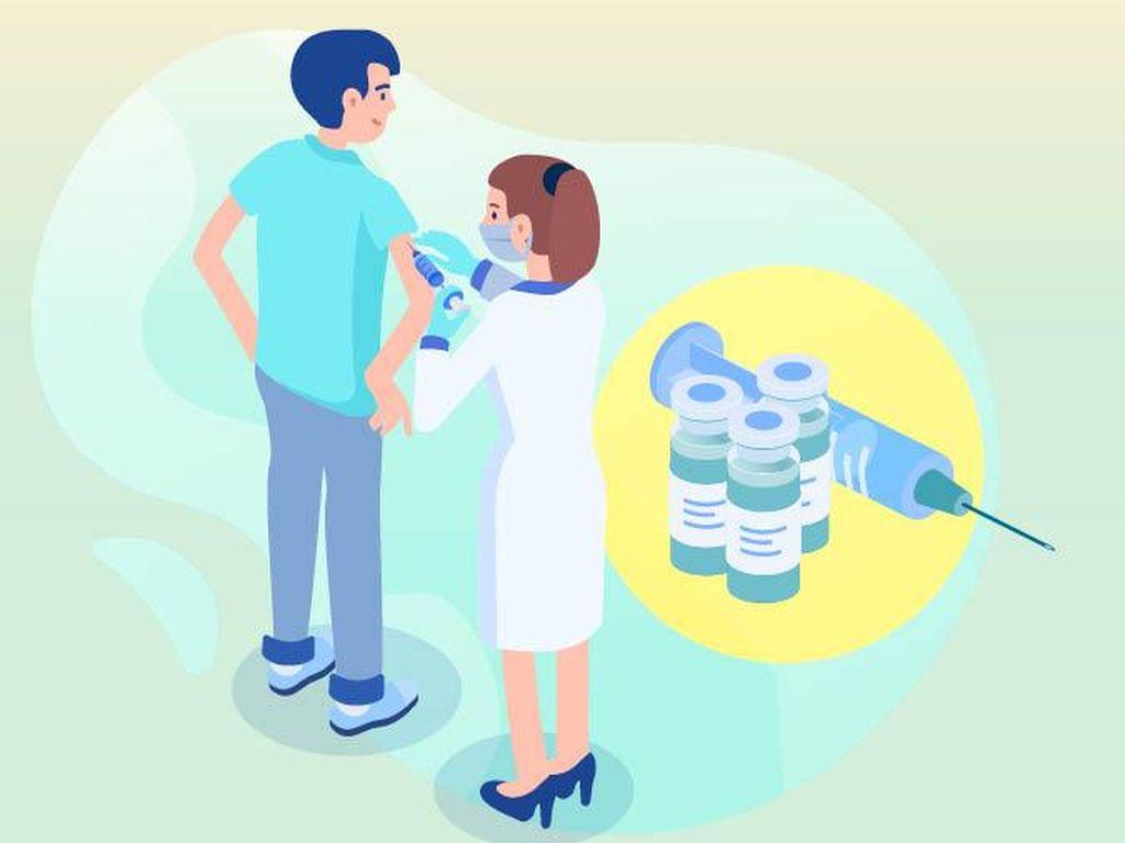Disebut Langgar Kesepakatan soal Penolak Vaksinasi, Ini Respons Kemenkes