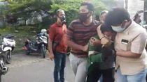 Viral Polisi Vs Polisi Tak Berseragam Ribut di Demo Jambi, Ini Kata Polri