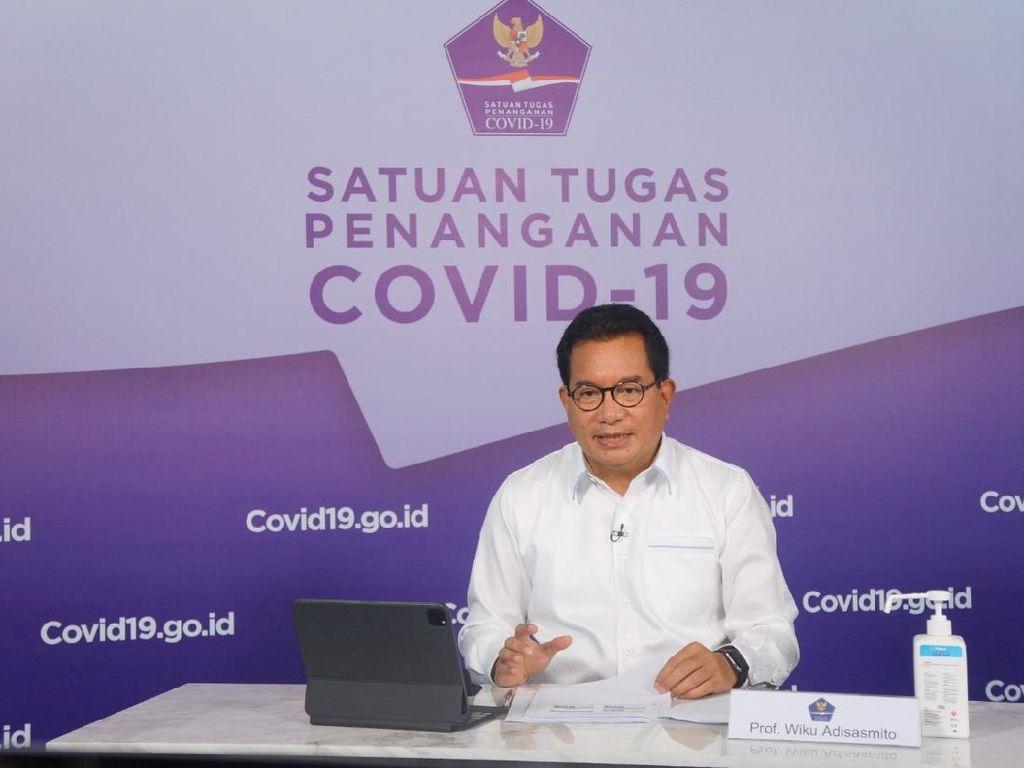 12 Daerah Miliki Kasus Aktif Corona di Atas 1.000, Padang Tertinggi