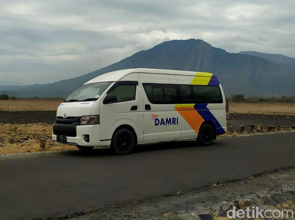 Asyik, Kini Traveler Bisa Naik Damri dari Blok M ke Bandung