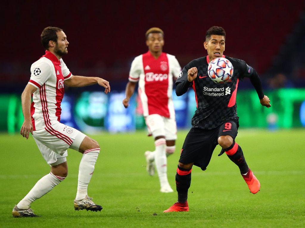 7 Data dan Fakta Jelang Liverpool Vs Ajax