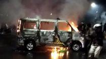 Video Pelaku Perusakan Kantor dan Pembakar Ambulans NasDem Ditangkap!